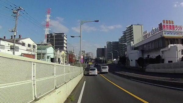 やっと渡り終えたら、江戸川区です。